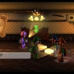 Nuevas capturas de Luigi's Mansion 2