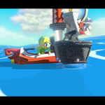 The Legend of Zelda: The Wind Waker HD se muestra