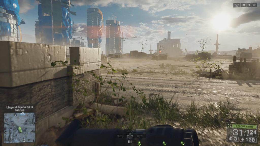 Review Battlefield 4