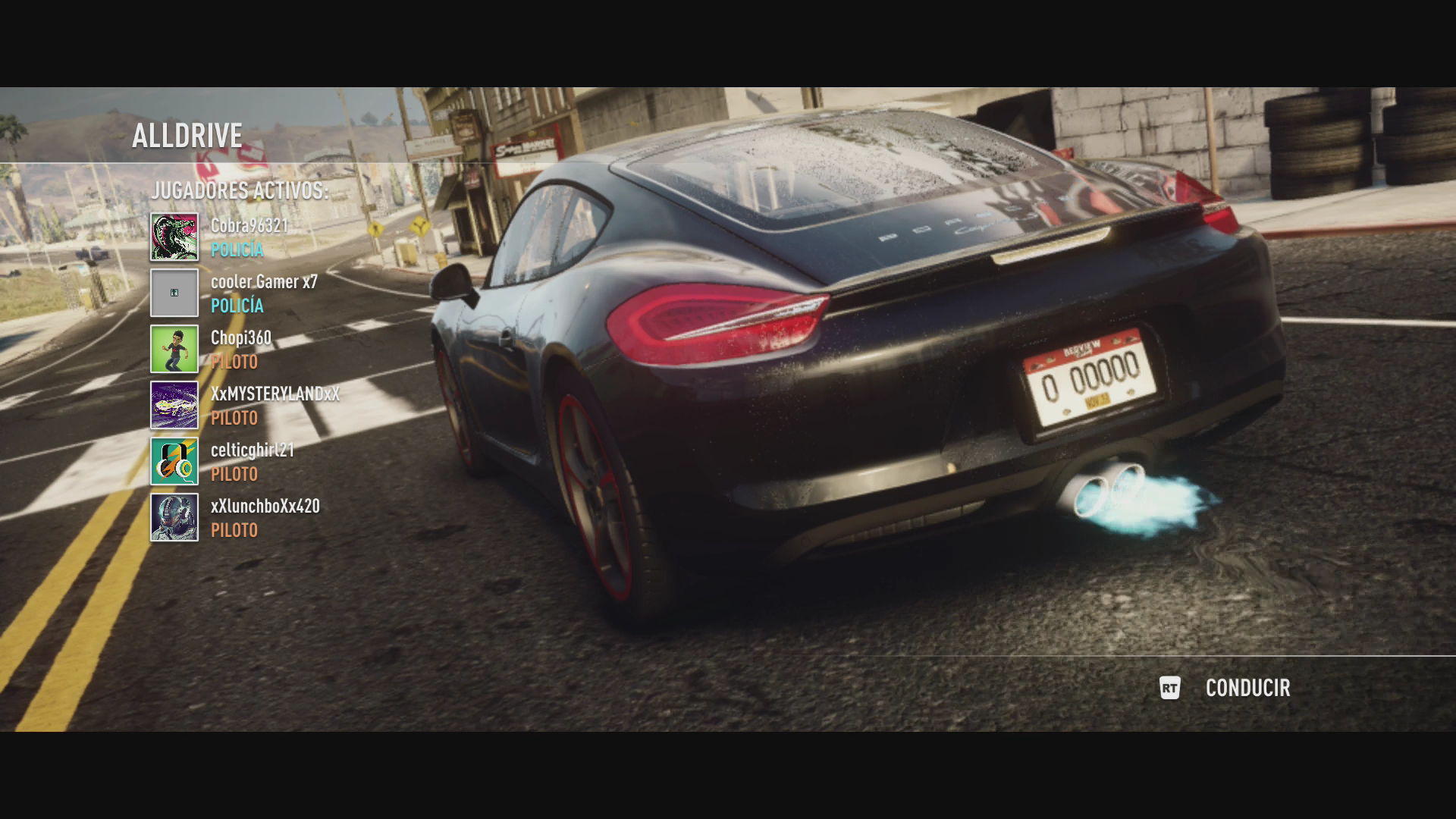 NFS Rivals Screen Shot 22:12:13 13. 26