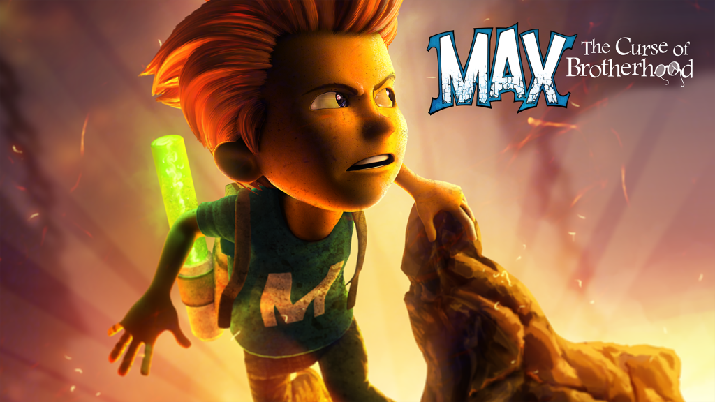 Max: The Curse of Brotherhood – Análisis
