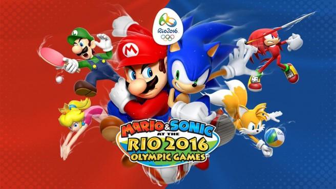 Anunciado Mario & Sonic at the Rio 2016 Olympic Games