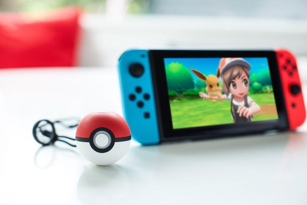 Pokémon llega a Switch con Pokémon: Let's Go, Pikachu!