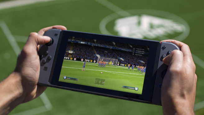 FIFA 19 en camino para Switch