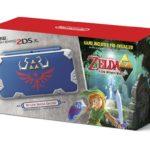 Caja de esta nueva versión inspirada en Zelda A Link to the past