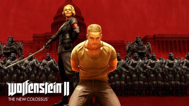 Wolfenstein II en Switch
