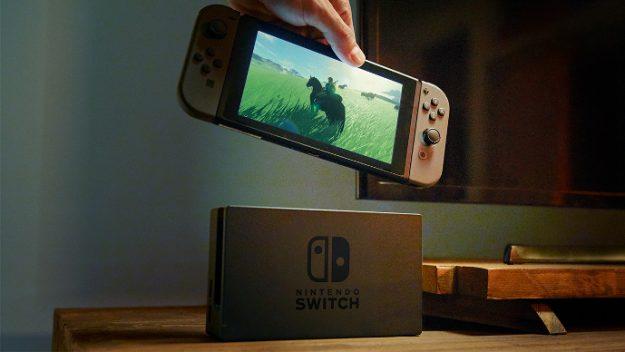 Empate en los modos de uso de Switch