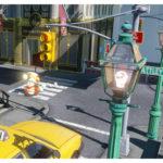 Entre las novedades del juego encontramos el nivel de New Donk City de Super Mario Odyssey