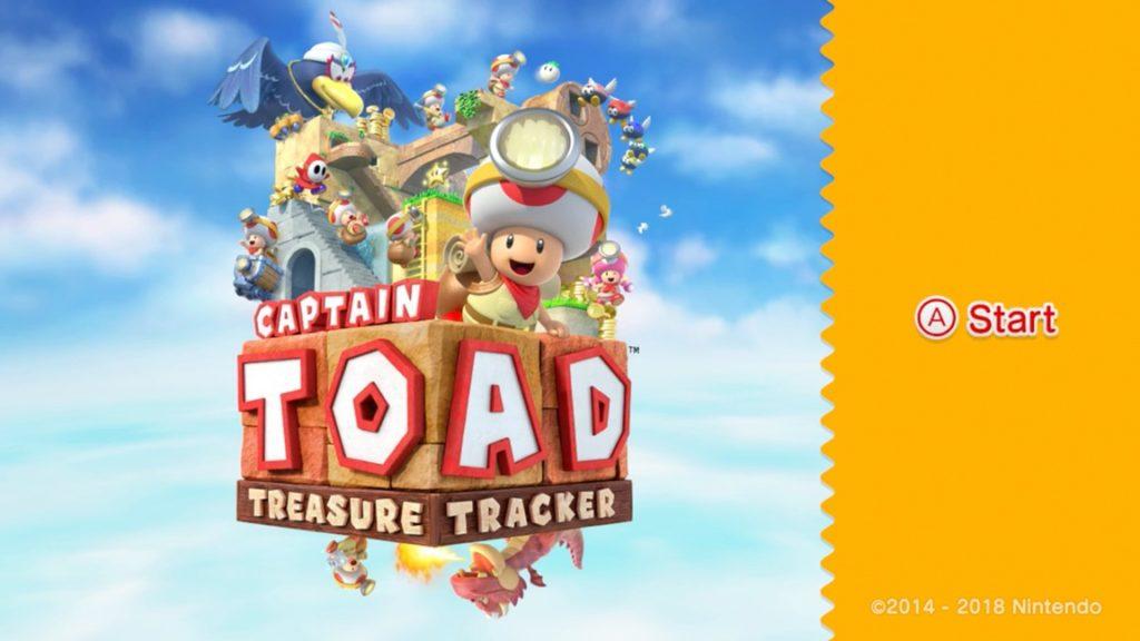 Capitán Toad demo confirmada
