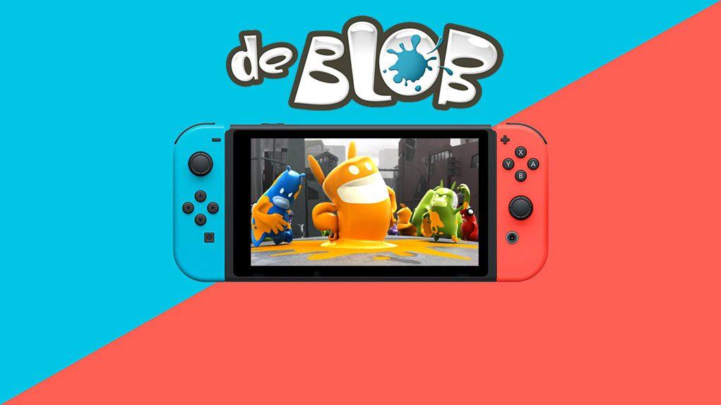 de Blob ya en Switch