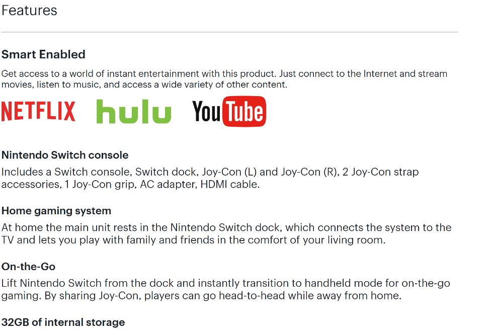 Netflix podría estar de camino a Switch