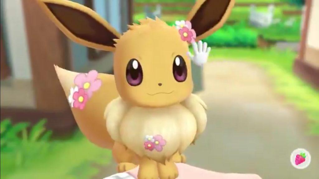 Imprescindible trailer de Pokémon Let's Go