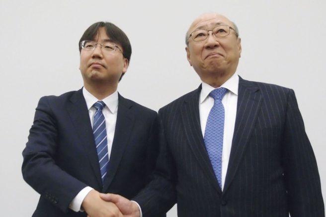 Shuntaro Furukawa ya es el presidente.