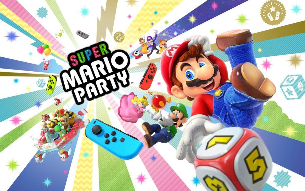 Super Mario Party llegará a Switch