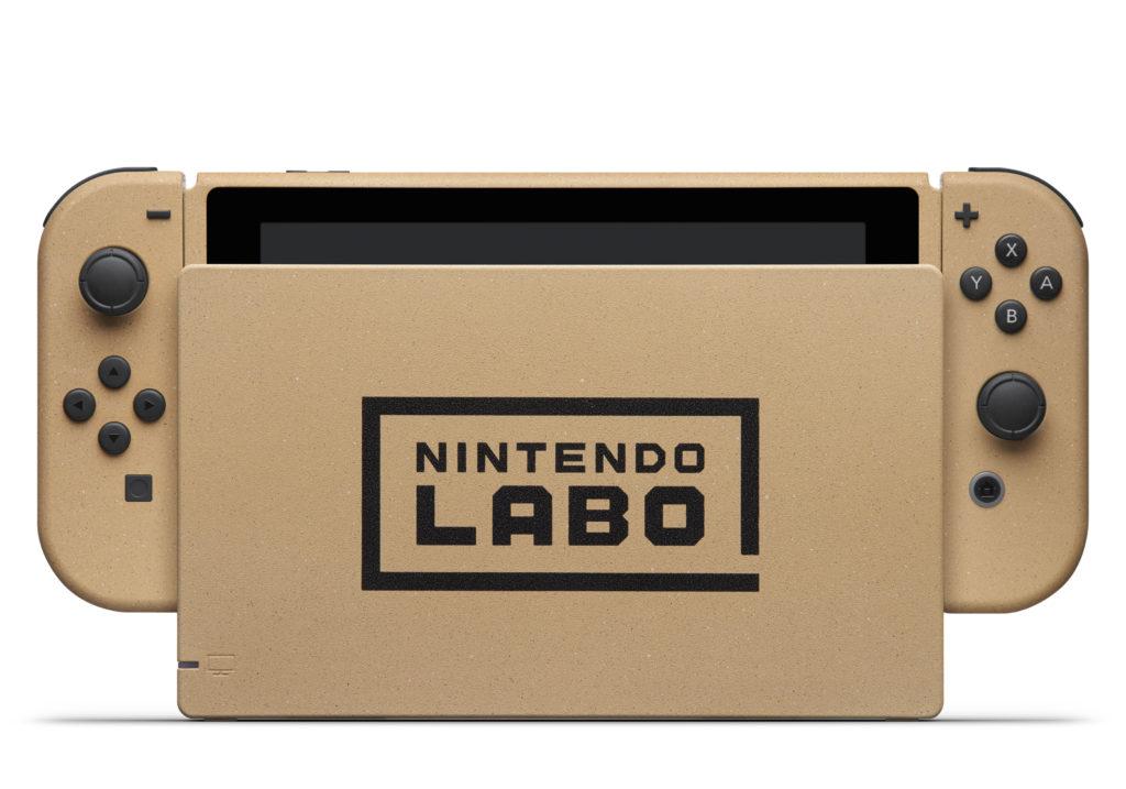 Nintendo Labo Creators Contest, la hora de las manualidades ha llegado
