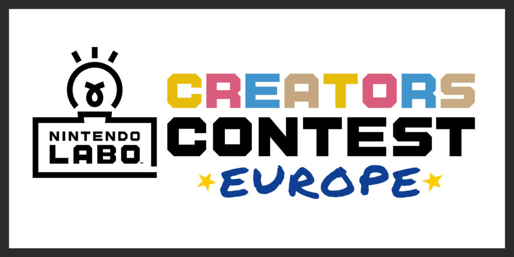 Nintendo Labo Creators Contest atraerá a los más manitas