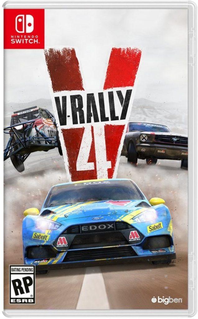 V-Rally 4 muestra los modos cross y buggy