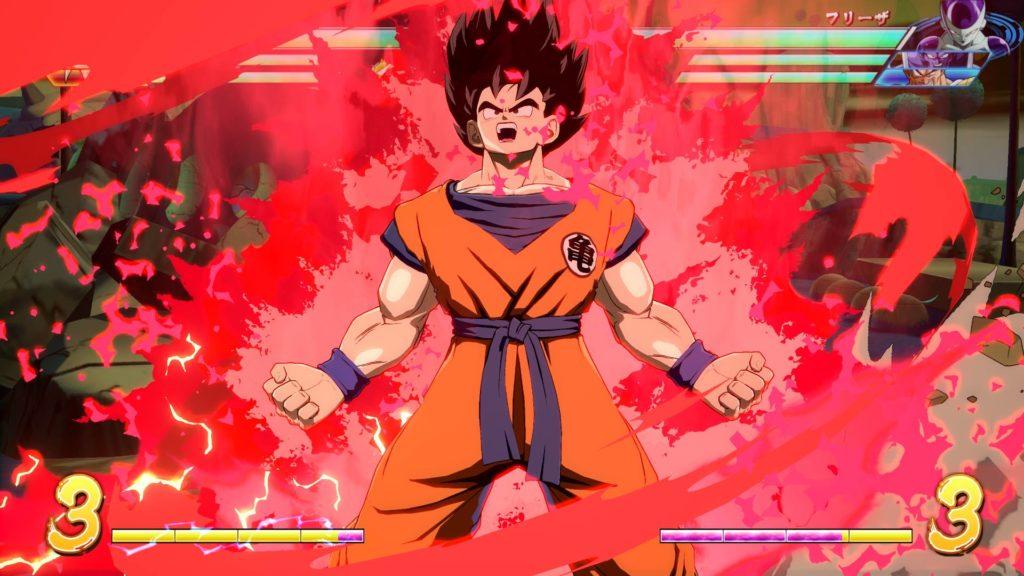 Tienes que ver a Goku y Vegeta en su forma normal