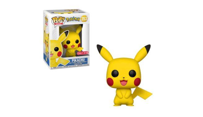 Ahora sí puedes ver el Pikachu de Funko POP