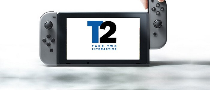 Take-Two contenta con Switch