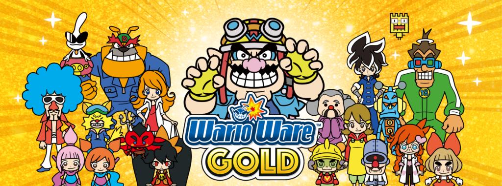 Demo de WarioWare Gold ya disponible